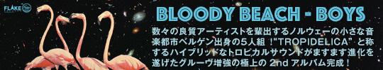 BLOODY BEACH / BOYS