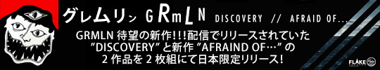 GRMLN / DISCOVERY / AFRAID OF...