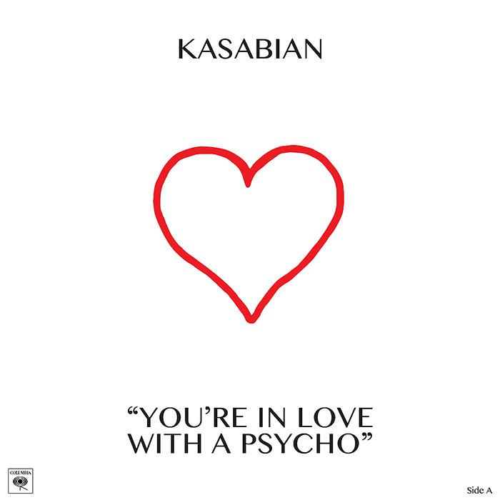 kasabian you re in love with a psycho 10 1 990